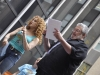 Bernadette Peters and Harvey Fierstein