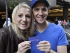 Annaleigh Ashford and Santino Fontana