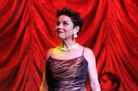 Tony nominee Christine Andreas discusses her Feinstein's/54 Below cabaret series <i>No Regrets</i> and the influence of Edith Piaf