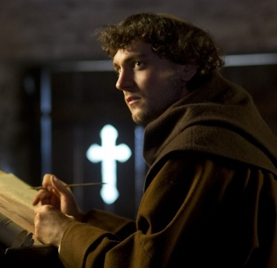 George Blagden as Athelstan.