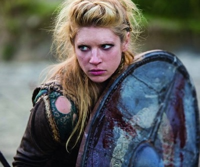Katheryn Winnick as Lagertha.