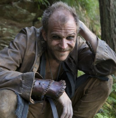 Gustaf Skarsgard as Floki.