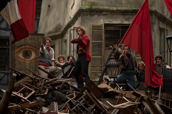 Stage Door Dish » Meet the Revolutionaries: The Barricade ...