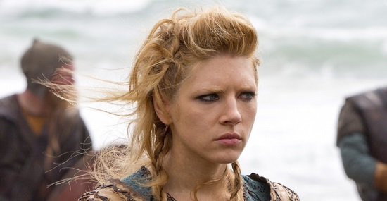 """Lagertha in """"Trial."""""""