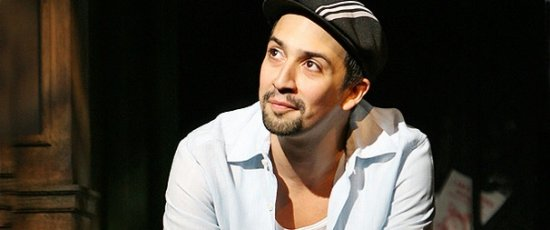 "Lin-Manuel Miranda as Usnavi in ""In The Heights."""