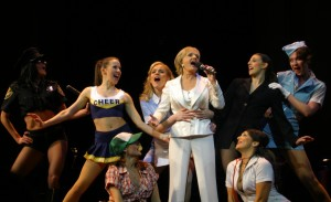 Florence Henderson in Broadway Backwards 7.
