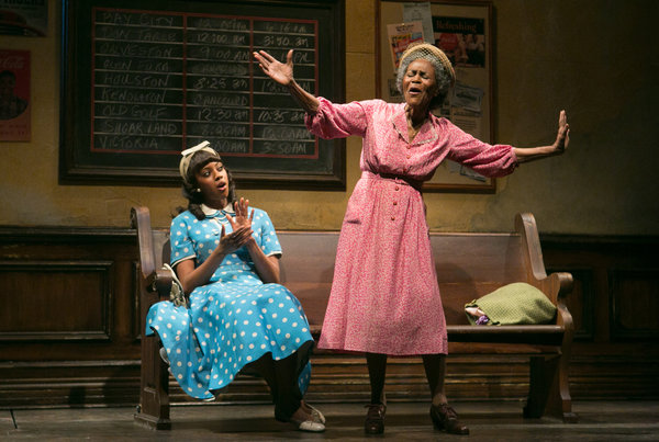 Cicely Tyson as in 'The Trip to Bountiful