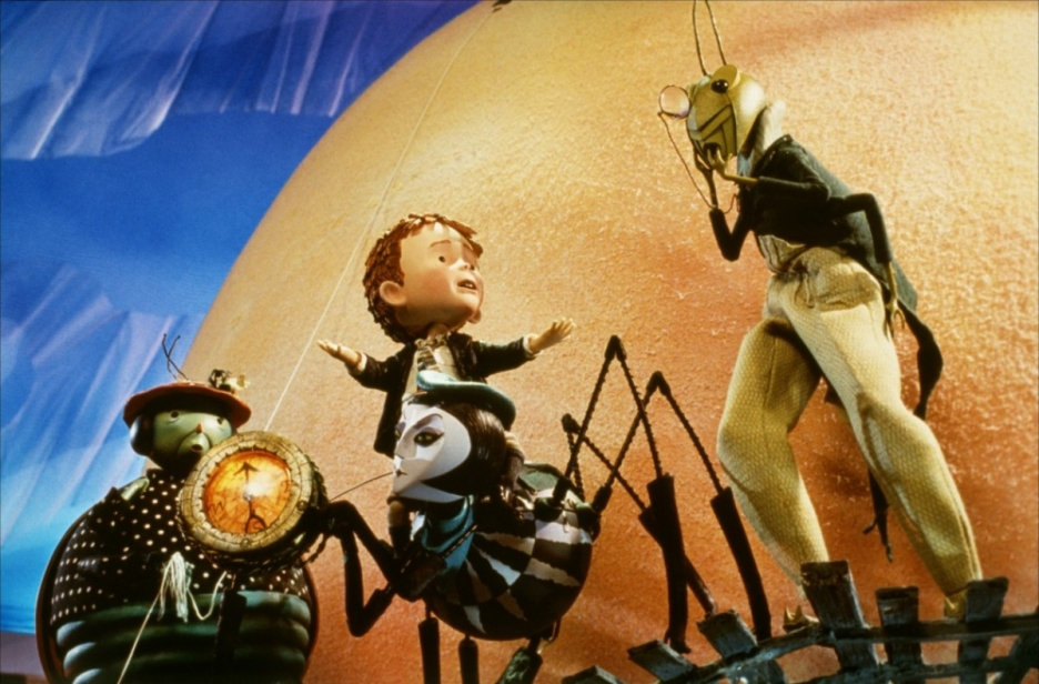 'James and the Giant Peach'