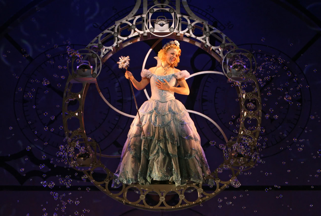 Katie Rose Clarke as Glinda