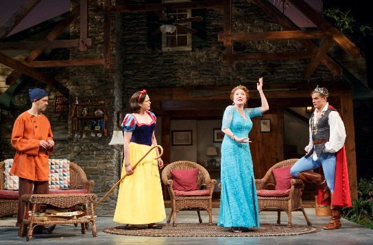 Kristine Nielson as Sonia in 'Vanya and Sonia and Masha and Spike'