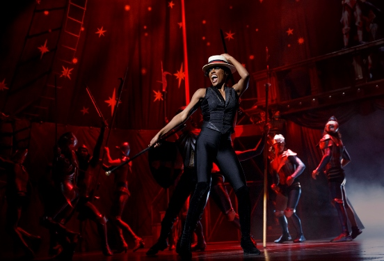 Patina Miller as Leading Player in 'Pippin'