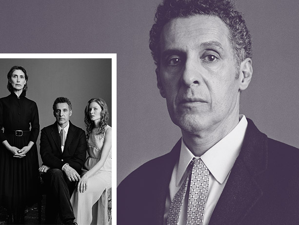 John Turturro in 'The Master Builder'