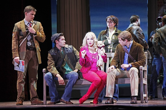"""Elle Woods from """"Legally Blonde."""""""