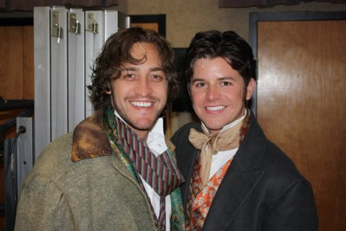 Joseph Spieldenner and Jason Forbach.