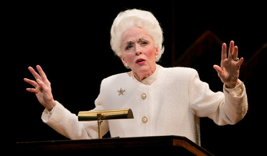 "Holland Taylor in ""Ann."""