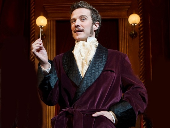 "Will Chase in ""The Mystery of Edwin Drood."""