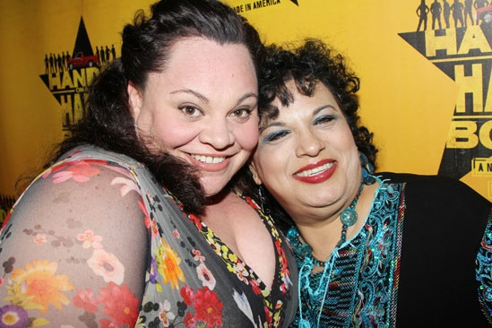 Keala Settle and Norma Valverde