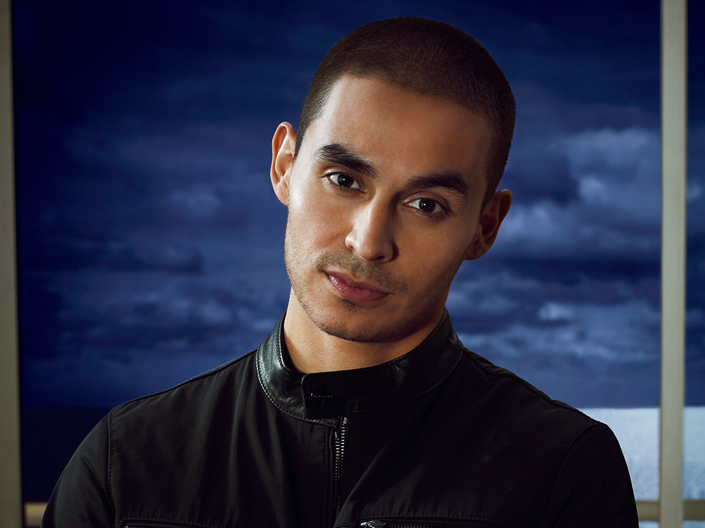 Manny Montana as Johnny Tuturro in 'Graceland'