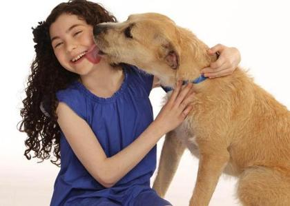 Lilla Crawford and Sunny