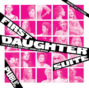 First Daughter Suite - CD Cover (1)